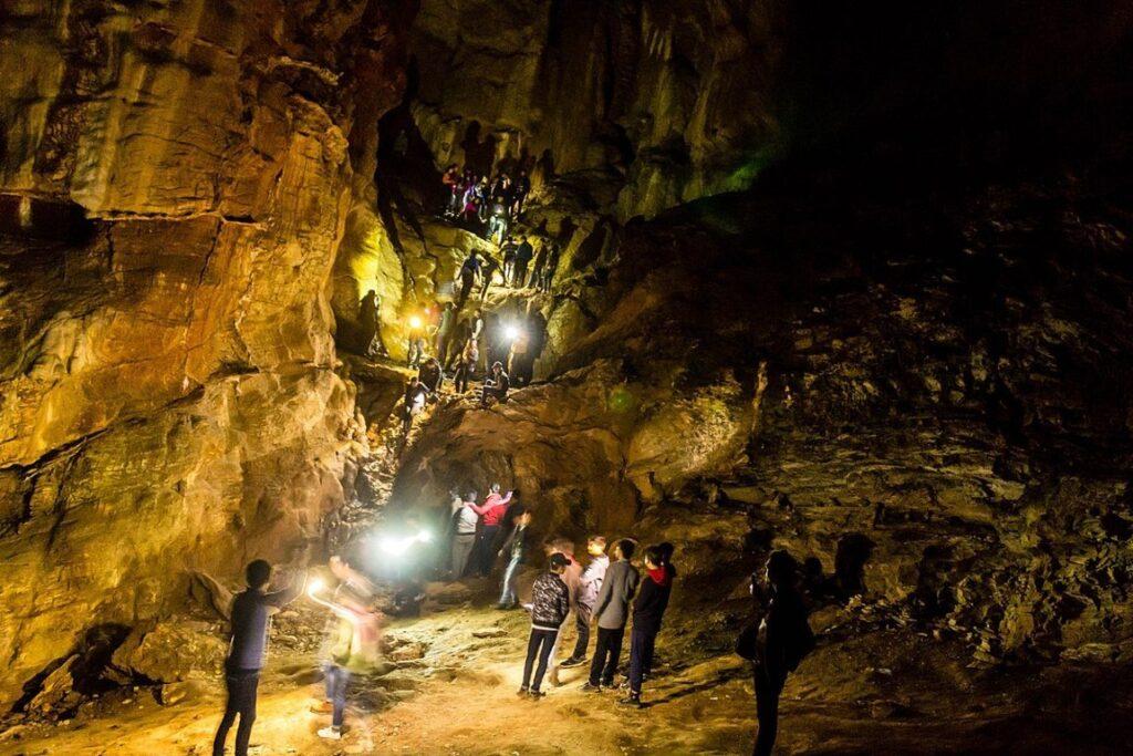 Siddha cave