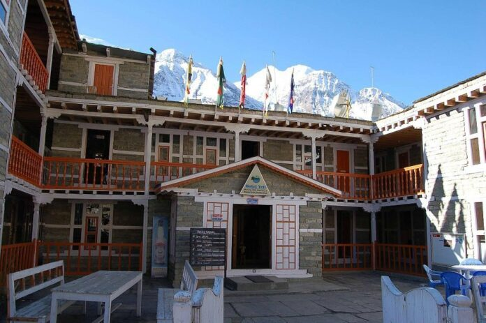 Hotels in Manang reopen