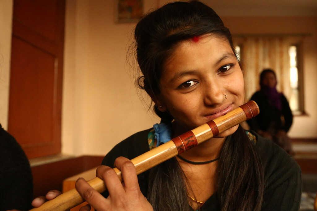 Traditional Nepali Musical Instruments Bansuri