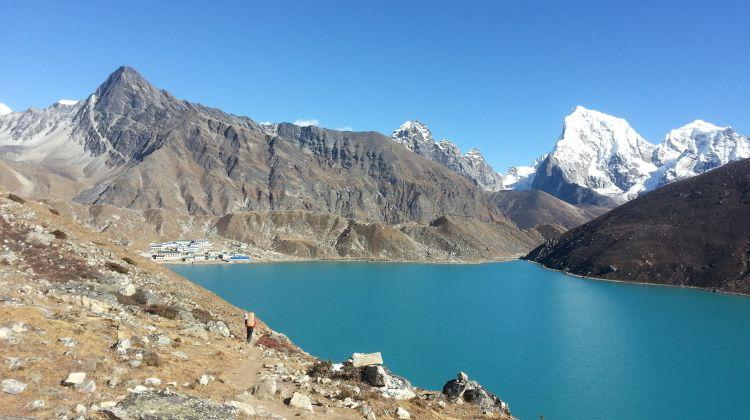 Wonders of Nepal Gokyo Lake