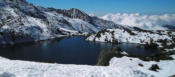 Gosainkunda lake Wonders of Nepal