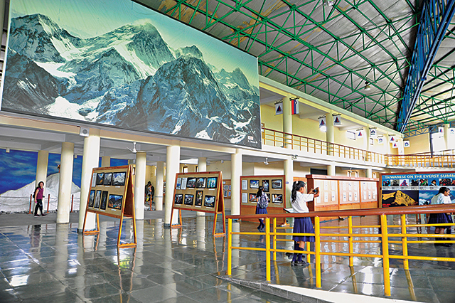 International Mountain Museum Reopened
