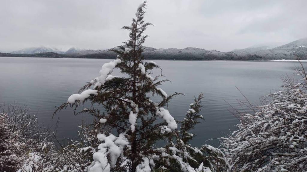 Snowfall in Rara, Mugu