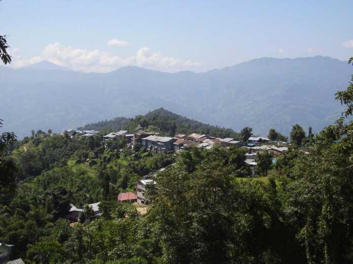 Mangalbare - A small hill town