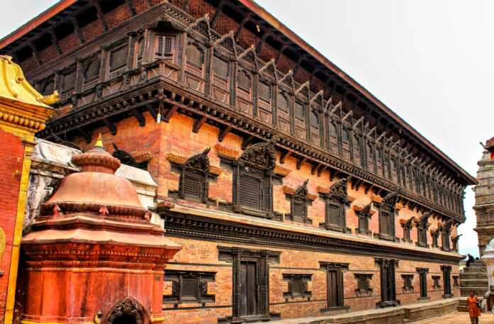 Palace of 55 Windows, Bhaktapur