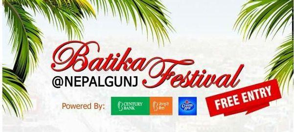 Hotel Batika food festival