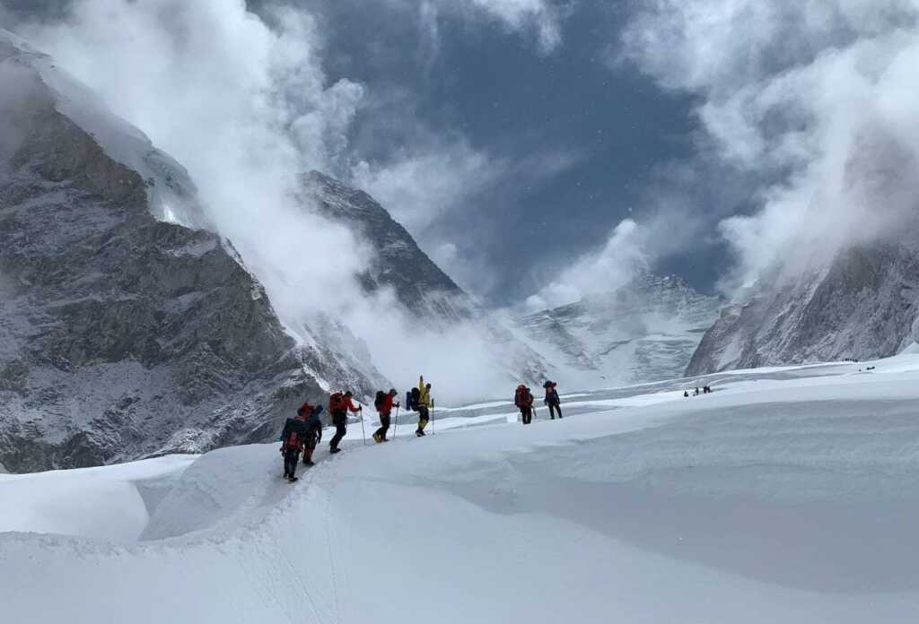 Mount Everest Expedition 2021