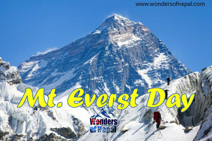 International Mt. Everest Day