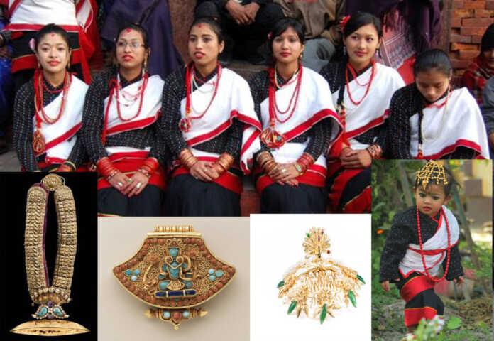 Traditional Newa Jewelry