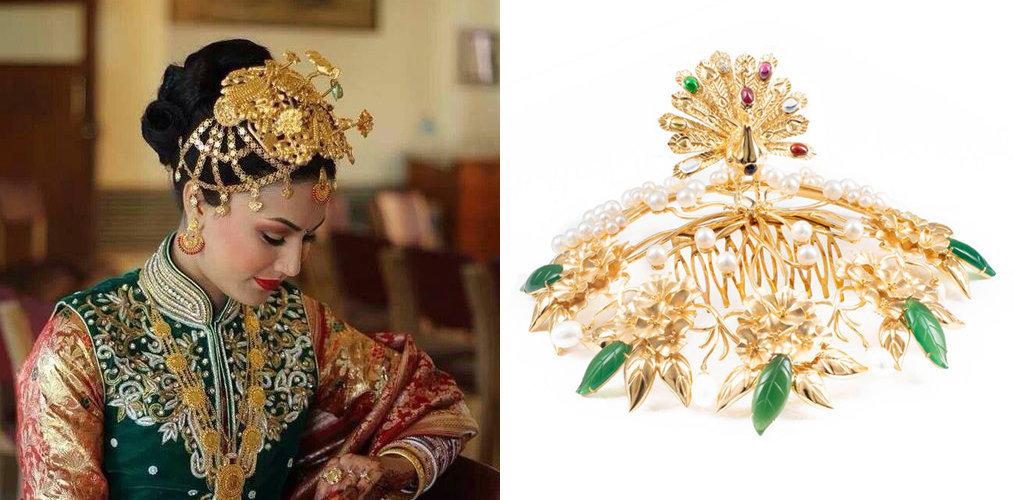 Traditional Newa Jewelry Lunswan