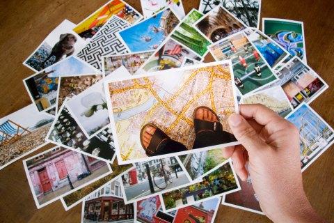 Travel creates everlasting memories