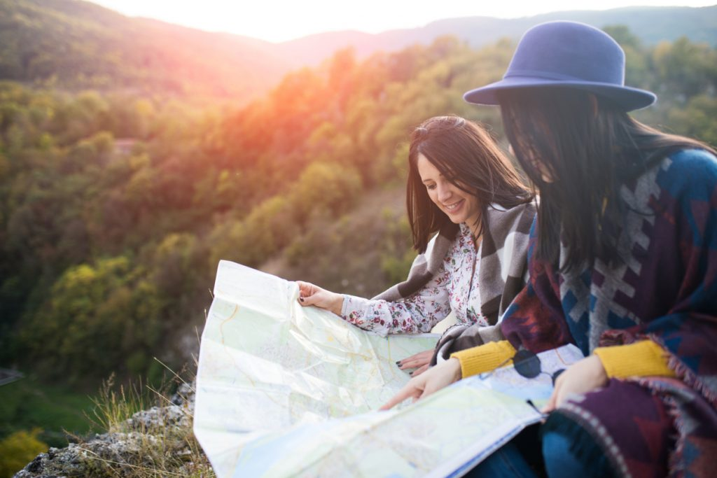 Travelling helps to Acquire New Knowledge