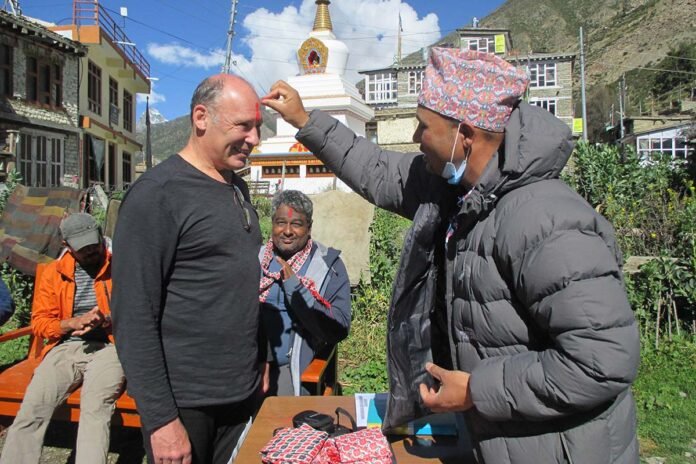 Manang welcomes foreign tourists